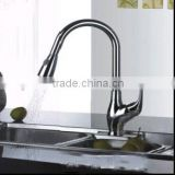 Pull-out kitchen faucet mixer