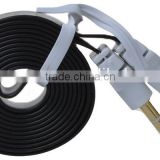 1meter car Aux braided audio cable