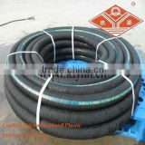 China industrial Cloth Reinforcement EPDM Material Wear Resistant Sandblast Hose/pipe/tube