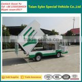 Mini Refuse Collection Truck, Electric Garbage Truck for Sale