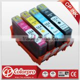 For hp564 compatible ink cartridge with show ink level chip used for hp officejet 3070A/3520/3521/3526