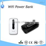 2014 new arrival, Portable WIFI Power Bank for all electronic devices