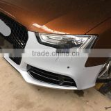 Body Kit for Audi 2012-2015 A5 RS5 style PP material bodykit