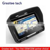 Factory 4.3 inch motorcycle gps navigation motorcycle bluetooth waterproof