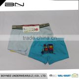 Factory Design Available 0-3 Year-old Softexible OEM Kintted Children Underwear Boy Models