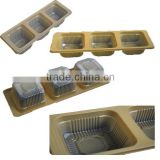 food packaging blister tray for candy bar wrapper