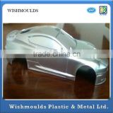 custom design shells of car model moulding Production Manufacturer Plastic Injection Mould