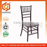 Solid wood Mahogany Chiavari Chair, bamboo wedding chair, ballroom chair, wedding rental chair