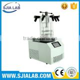 high quality lab instrument Vacuum Freeze Dryer Manifold&Vial Stoppering