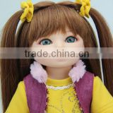 45cm SD BJD doll silicone vinyl ball jointed doll for girl baby dolls collection