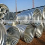 Galvanized steel coating metal corrugated pipe for sale                                                                         Quality Choice