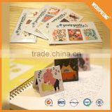 19-0026 New products 2015 foldable paper magnetic barbuy bookmarks