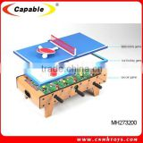 China new product wholesale fun kids mini table snooker football for baby soccer toy game 3 in 1                                                                         Quality Choice