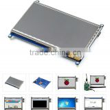 "7"" inch Capacitive 800x480 HDMI LCD Touch Screen Display TFT Monitor For Raspberry Pi B/B+/Pi2"