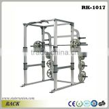 Multifunction Body Solid Squat Rack for Olympic Barbell Weights                                                                         Quality Choice
