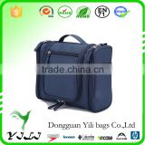 Professional polyester cosmetic bags,large travel organizer, waterproof make up case,jewelry box