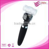 Newest 15speeds wand vibrators massager,waterproof body sex toys hot japan girl sex products