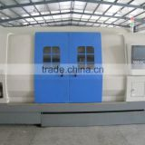 CNC250A CNC lathe with two spindles CNC turning milling composite machining center for hot sale