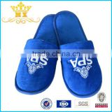 Wholesale Good Quality Comfortable Hotel Terry Towel Spa Slipper                                                                         Quality Choice