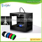 China Guangzhou ABS PLA 3D/car jewelry architecture model printer price