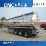 CIMC stainless steel Cooking Oil tanker semi trailer on sale