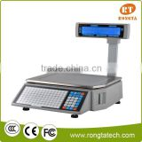 Electronic Scale Barcode Lable Scales Printing Weighing Scale Labeling Printing Scales RSL1000..