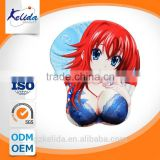 gel breast mouse pad promotional,usb carton sexy gel mouse pad,carton sexy girl mouse pad gel