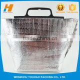 Youhao Packing Customized Insulated Aluminium Foil Cooler Bag Thermal Bag                                                                         Quality Choice
