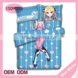 Bakuon!! Rin Suzunoki Anime Bedding sets quilted bedspreads king size bed