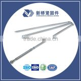 Hot-Dip-Galvanized Stay Rod/Earth Rod/Ground Rod/Bow Earth Rod/Guy Anchor/Overhead line fittings