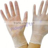 Disposable Pvc or Vinyl hand gloves medical factory with CE,ISO,FDA