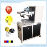 Hot sale single color singe side latex balloon screen printing machine