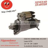 automatic car starter for Chevrolet LUV Pickup, code No 028000-5060, 94123387