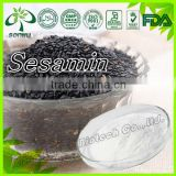 Best Quality Sesame Extract/ Sesamin 98%