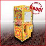 opular attractive cabinet vending machine toy crane claw machine for sale