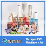 plastic food grade chinese cpp film manufacturer