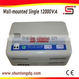 12kva 220v refrigerator wall mounted automatic voltage stabilizer