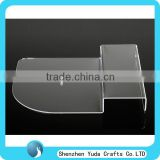 Clear washing machine protective covers acrylic covers for turntables acrylic machine cover