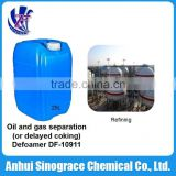 Oil and gas separation (or delayed coking) Defoamer DF-10911