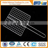 bbq grill pan wire mesh/square bbq wire mesh/bbq grill wire mesh from Factory
