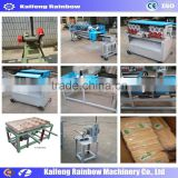 Wooden toothpick equipment BBQ Charcoal Briquette Making Machine