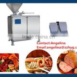 High quality hydraulic sausage stuffer machine