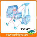 dolls prams, rattan dolls pram, baby doll twin strollers