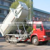 Sinotruk 4*2 waste disposal truck