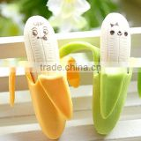 Banana cartoon cute rubber eraser puzzle student eraser