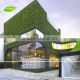 GNW GLW022 Outdoor Building Decoration Modular Green Wall System by Artificial Plants and flowers