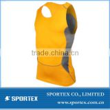 CP-1305 mens compression vest, compression vest mens, compression vest for men