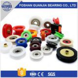 Foshan Top Sale Aluminium/Plastic/Nylon/POM/PVC Sliding Door Window Roller/Bearing/Wheel/Pulley