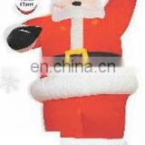 2012 inflatable santa claus decoration