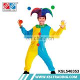 China manufacturers party cosplay children clown costume age 3-7